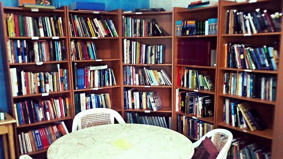 Biblioteca Caminhos da Leitura (Divulgação)