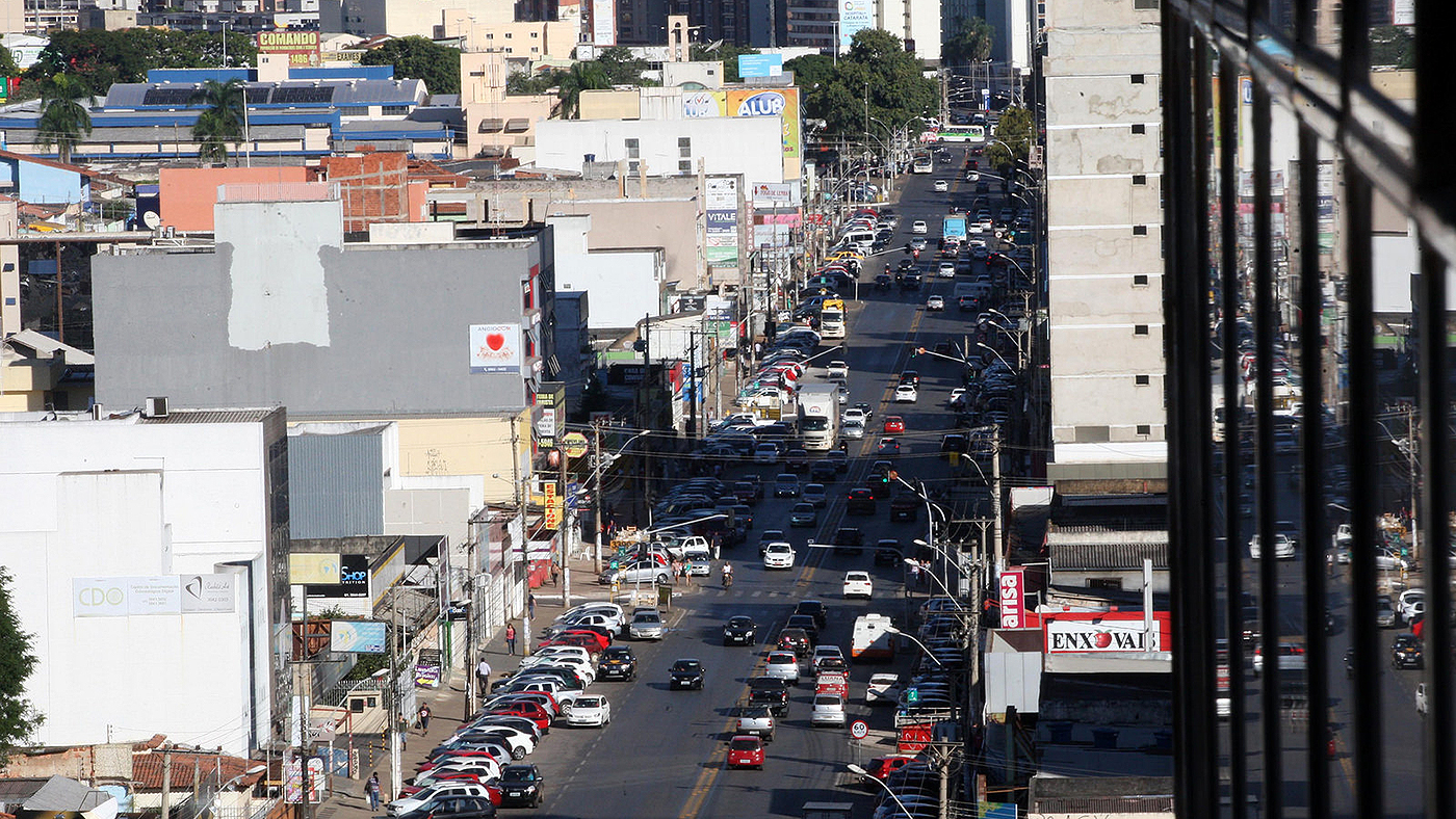 Rua de Taguatinga