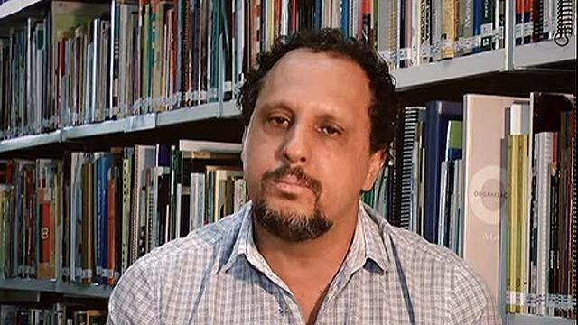 Julio Neres, do Cenpec (Reprodução)