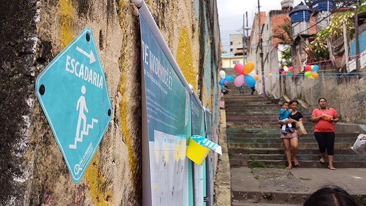 Escadaria no Jardim Nakamura (Divulgação/Cidade Ativa)