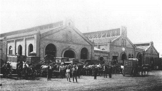 Endereço onde hoje funciona a Cinemateca já foi Matadouro Municipal