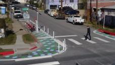 A arte de desenhar cruzamentos mais seguros para pedestres