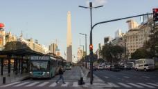 Como um corredor BRT destravou a avenida mais icônica de Buenos Aires
