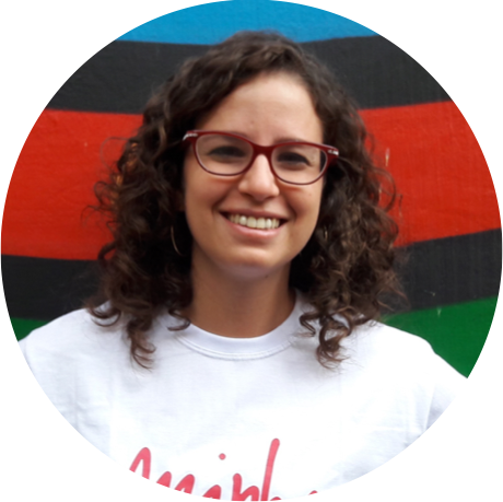 A cofundadora da rede Nossas Cidades Anna Lívia Arida (Divulgação)
