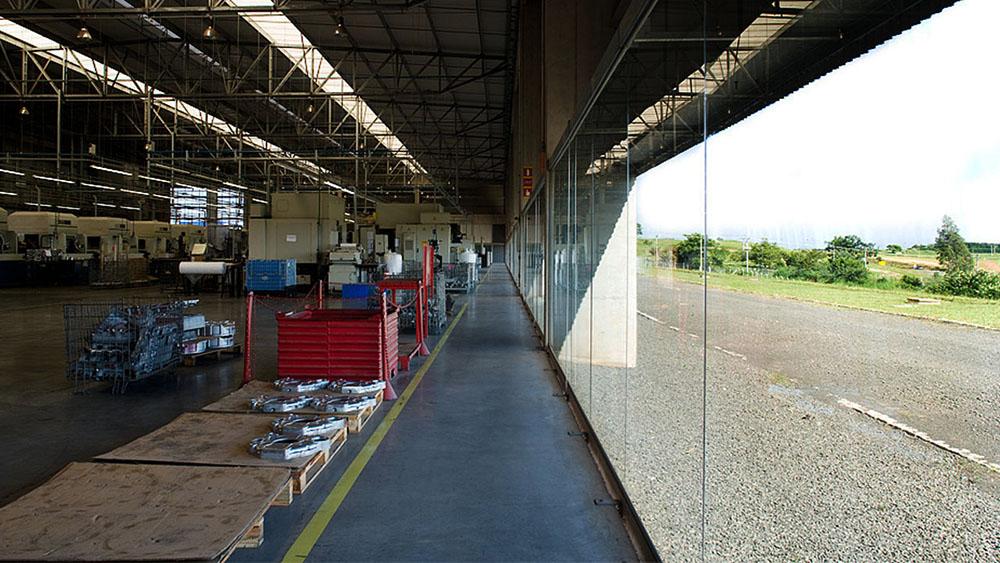 Nova fábrica da Metal 2 em Mogi-Mirim (Divulgação)