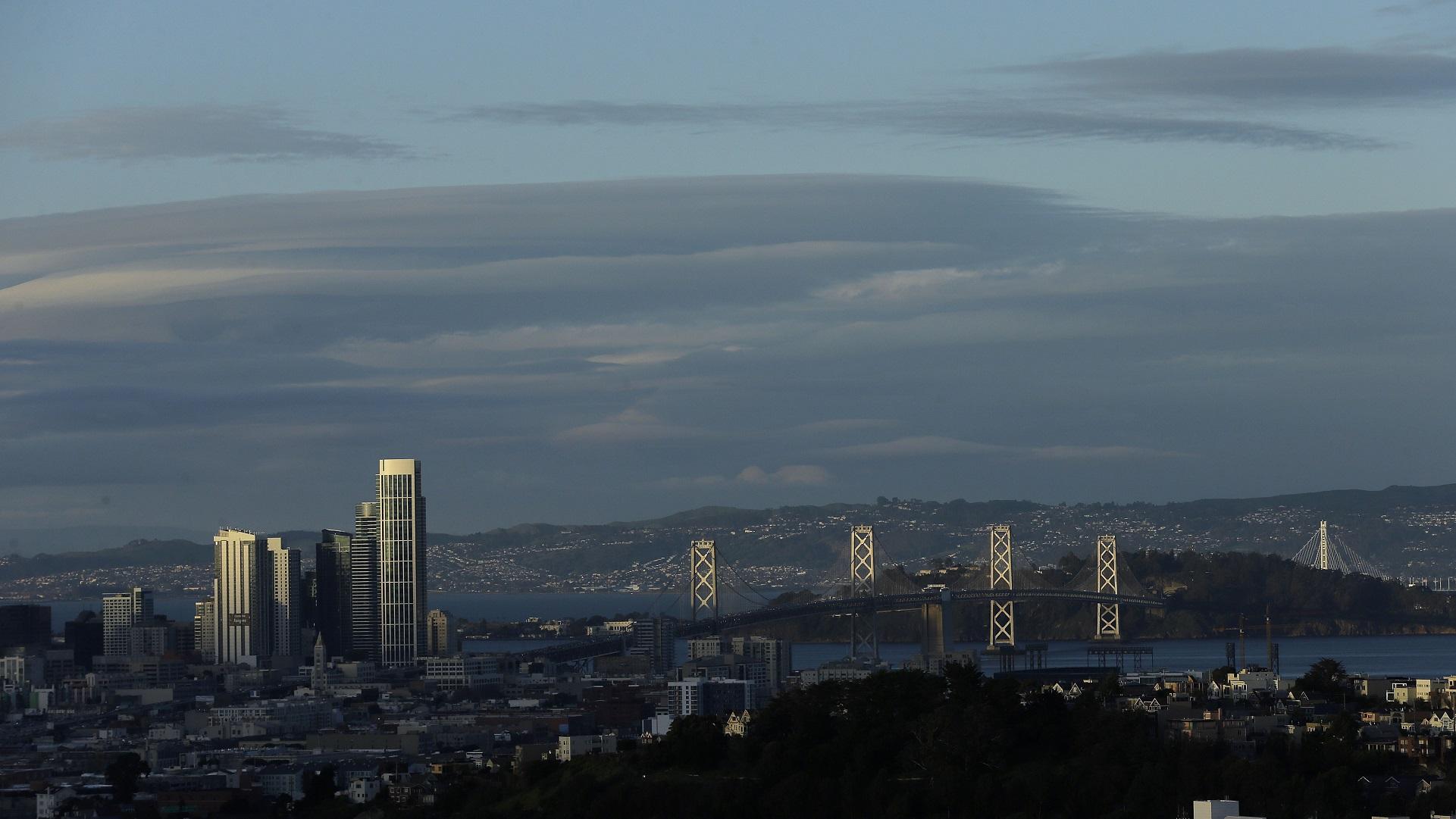 São Francisco votará o projeto de cobrança de um imposto para financiar a recuperação da área da baía (AP Photo/Jeff Chiu)