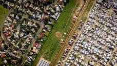 Como as marcas do apartheid ainda são fortes nas cidades sul-africanas